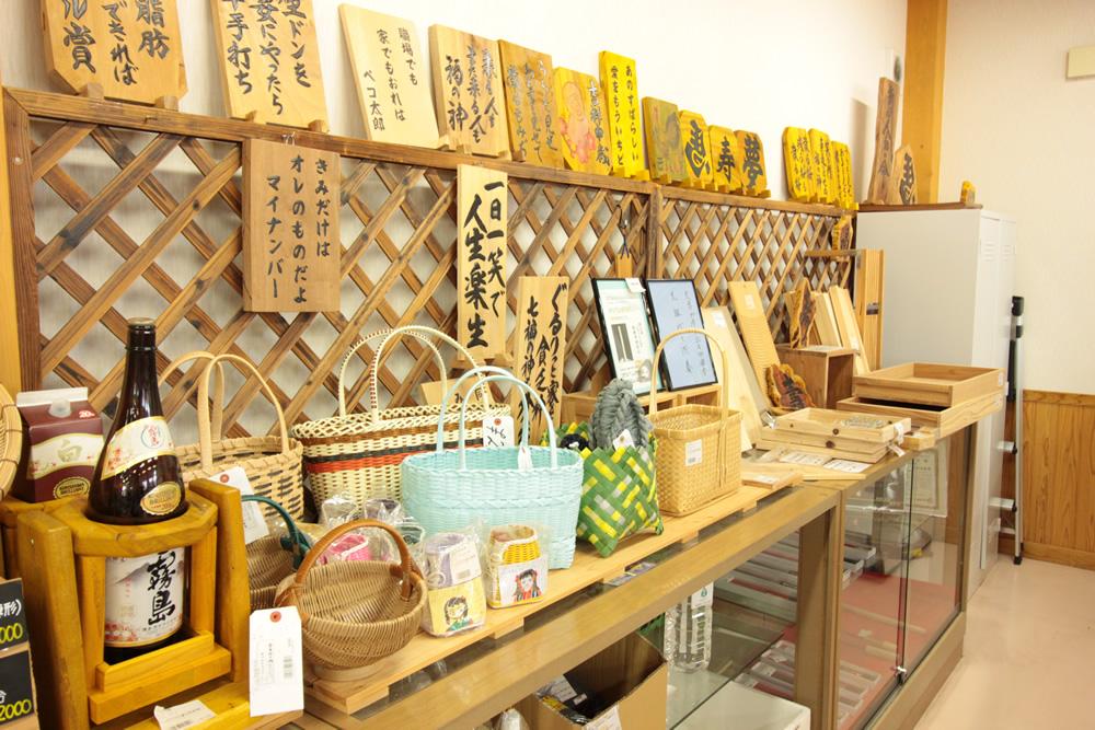 木工品、工芸品